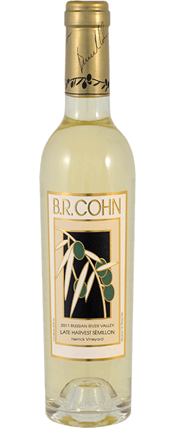 2011 BR Cohn Late Harvest Semillon, Russian River Valley 375ml