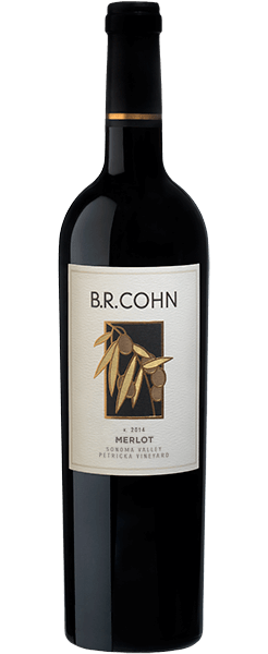 2015 BR Cohn Merlot, Petricka Vineyard, Sonoma Valley, 750ml