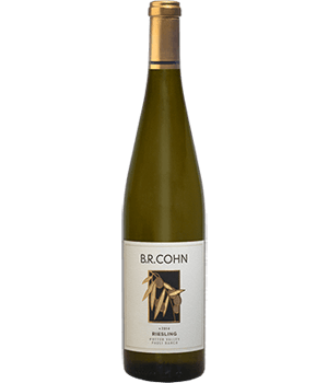 2014 BR Cohn Riesling, Potter Valley, 750ml