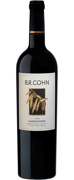 2014 BR Cohn Pauli Vineyard Sangiovese, Mendocino County, 750ml