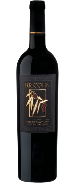 2014 BR Cohn Kosher Cabernet Sauvignon, Trestle Glen, Sonoma Valley, 750ml