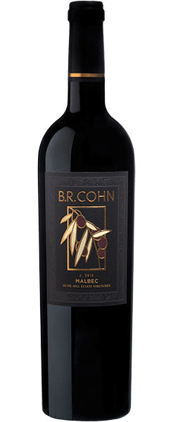 2015 BR Cohn Malbec, Olive Hill Estate 750ml