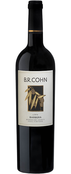 2016 BR Cohn Barbera, Pauli Vineyard, Mendocino County, 750ml